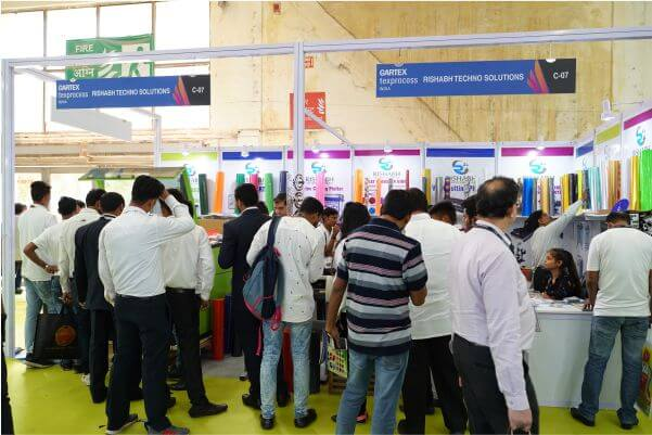 Textile machinery fair