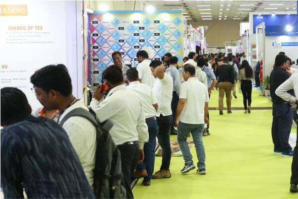 Garment Machinery exhibitions