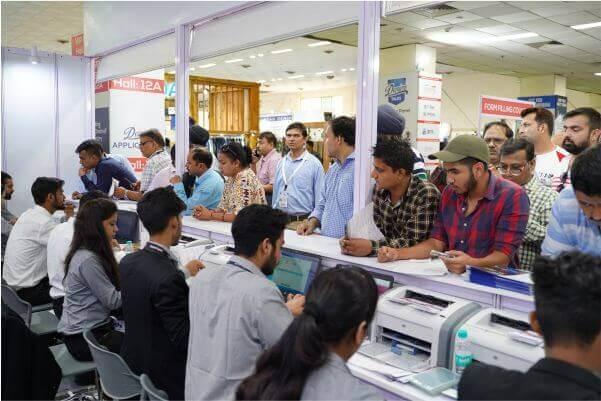 Textile machinery fair